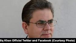 محمد صادق، نماینده ویژه پاکستان برای افغانستان