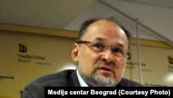 Jelko Kacin, foto: Medija centar Beograd