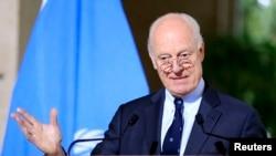 Specijalni izaslanik UN za Siriju, Staffan de Mistura