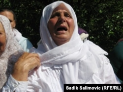 Hatidza Mehmedovic founded the Mothers of Srebrenica organization that advocated for justice and collected donations for survivors who wanted to return to Srebrenica.