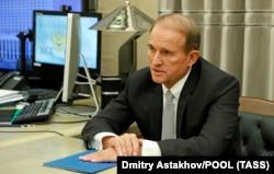 Viktor Medvedchuk is one of Ukraine's richest men.