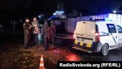 Аміна Окуєва загинула ввечері 30 жовтня від поранення кулею, 30 жовтня 2017 року