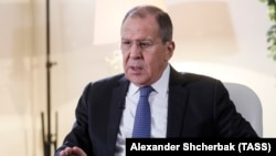 "Russian Foreign Minister Sergei Lavrov accused the United States of trying to provoke North Korean leader Kim Jong Un into ""flying off the handle"" and taking ""new extreme action."""