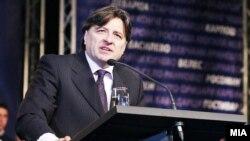Претседтелскиот кандидат на СДСМ Љубомир Фрчкоски