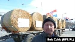 Prosvjed seljaka, 17. veljače 2012.