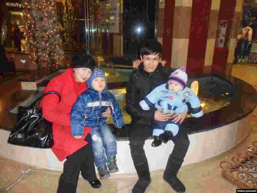 Ерболат - Лаура. Алматы - город любви. Прислала Лаура Баимбет