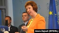 Catherine Ashton arhivski snimak