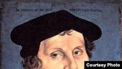 Martin Luther, Lucas Cranach (1529)