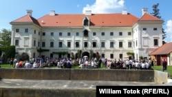 Castelul din Prinzendorf
