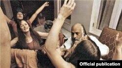 Uzbekistan - Rajnish Osho cult members were captured in Tashkent