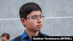 Кадыр Атамбаев.