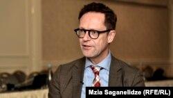 Секретарь Международного уголовного суда (МУС) Герман фон Хебель