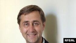 Валерий Белянин, профессор МГУ и профессор университета в Питсбурге, штат Пенсильвания