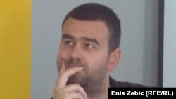 Slaven Rašković, foto: Enis Zebić