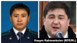 (Солдон оңго) Кубат Абдураимов, Темирбек Бекмаматов.