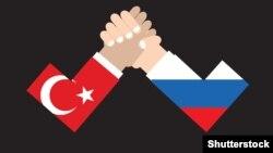 Турция и Россия – армрестлинг