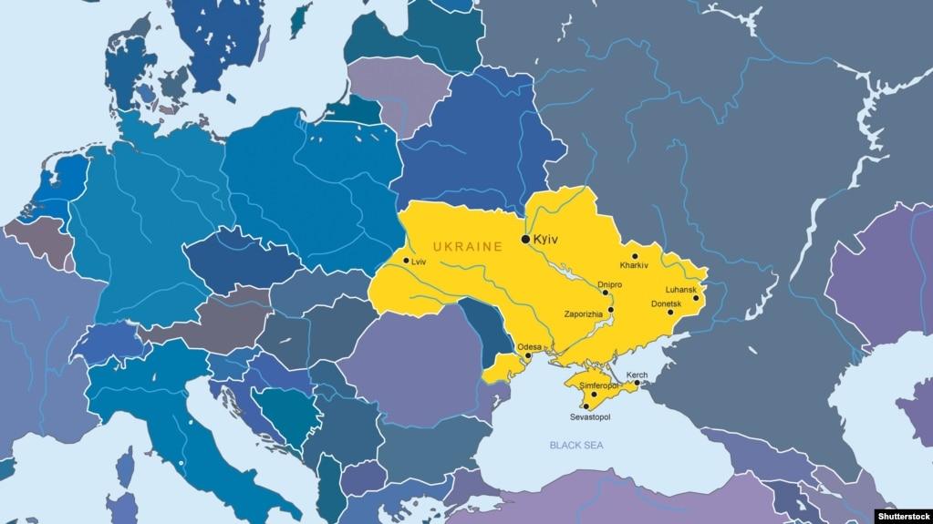 "Результат пошуку зображень за запитом ""Україна на карті світу"""