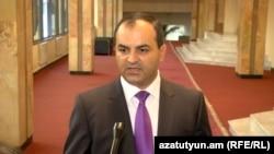 Генпрокурор Армении Артур Давтян (архив)