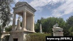 Братское кладбище воинов Крымской войны в Севастополе