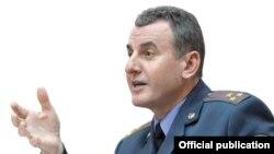 Заместитель министра внутренних дел Беларуси Евгений Полудень