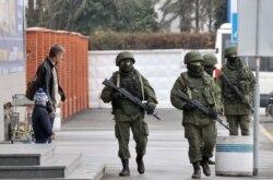 Магілёўцы: Як рэагаваць на падзеі ў Крыме