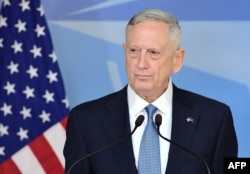 "Recently appointed U.S, Defense Secretary James Mattis said on February 16 Mattis that the United States is ""not in a position right now to collaborate on a military level"" with Russia"