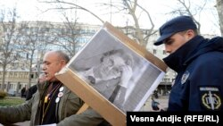 Protest prosvetnih radnika