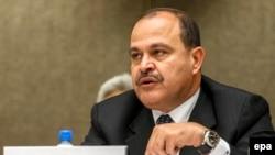 وزير الداخلية الاردني المستقيل حسين المجالي