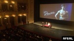 Презентація фільму-біографії Сергія Полуніна DANCER, Прага, 1 травня 2017 року