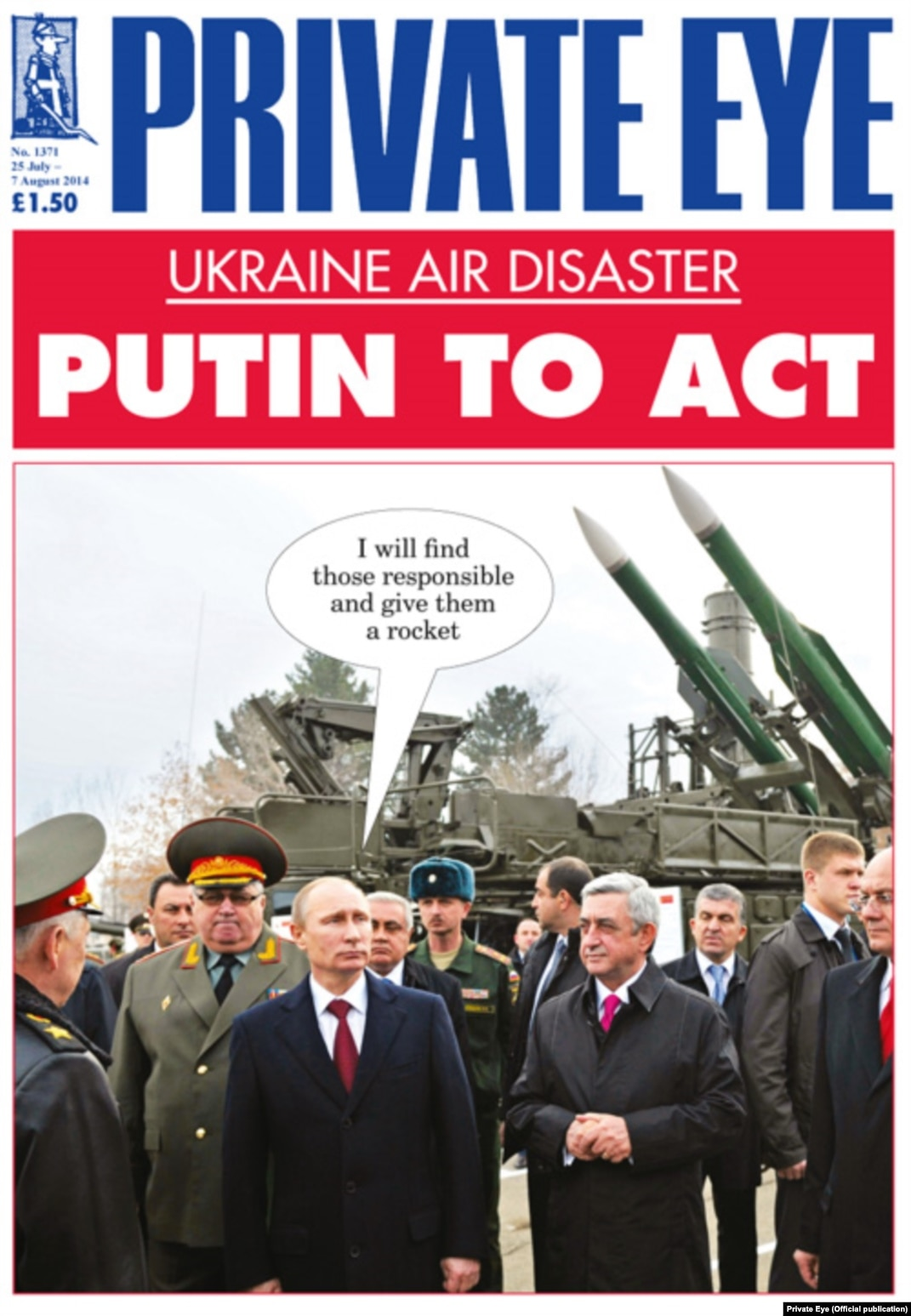 Pariah Putin On Post Mh17 Cover Pages