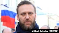 Учредитель ФБК Алексей Навальный