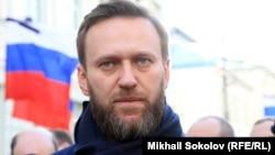 Алексей Навальный, ресейлік оппозиционер.