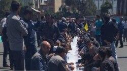 جبهه متحد نمایندگان دولت و کارفرمایان در مقابل کارگران؛ حداقل دستمزد تعیین نشد