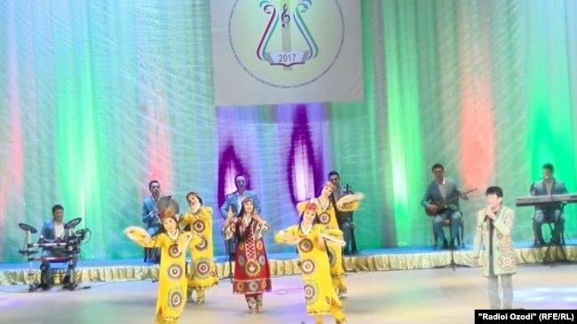Дни культуры Узбекистана в Душанбе, май 2017 года