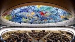 Під час засідання Ради ООН з прав людини в Женеві (ілюстраційне фото)