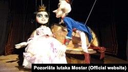 Iz predstave Kresivo, Pozorišta lutaka Mostar