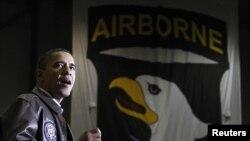 Обама во Баграм - Авганистан