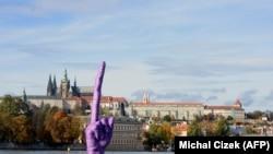 Češka predizborna kampanja kroz fotografije