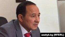 Эркин Сопоков в бытность генеральным консулом Кыргызстана в Стамбуле.