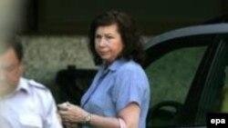 Лусия Пиночет Ириарт, старшая дочь генерала Аугусто Пиночета