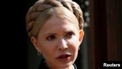 Юлія Тимошенко, екс-прем'єр-міністр України, лідер партії «Батьківщина»