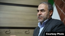 Islamic Revolutionary Guards Corps commander Yadollah Javani (file photo)