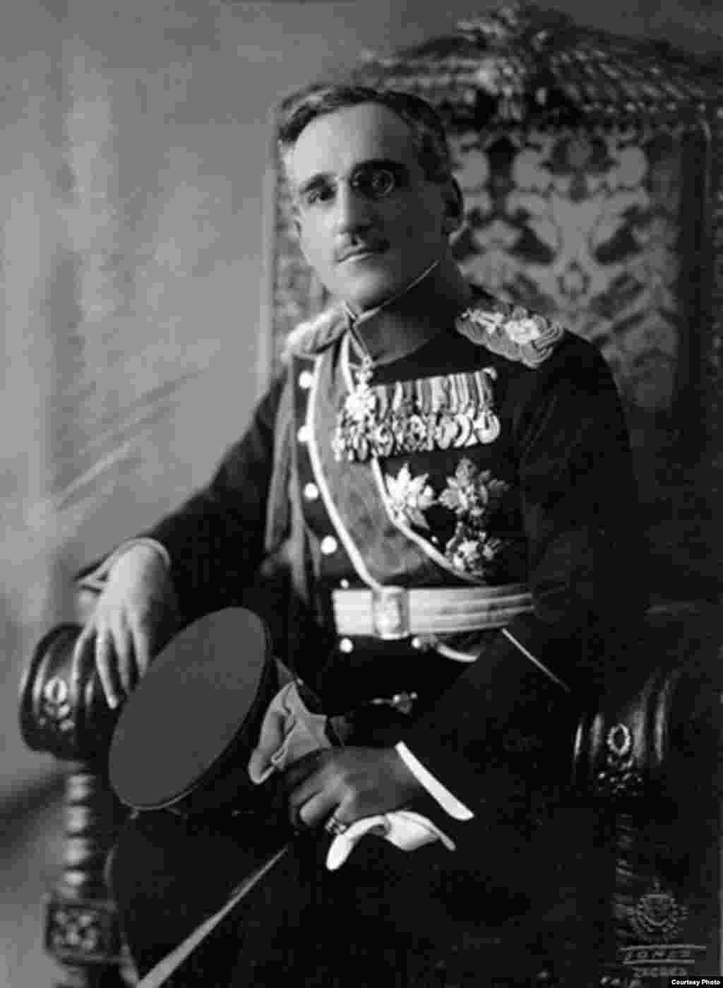 Адександр I Карагеоргиевич, король Югославии