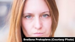Pskov journalist Svetlana Prokopyeva says she stands by her original commentary.