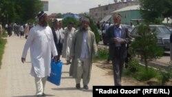 Таджикские имамы, архивное фото.