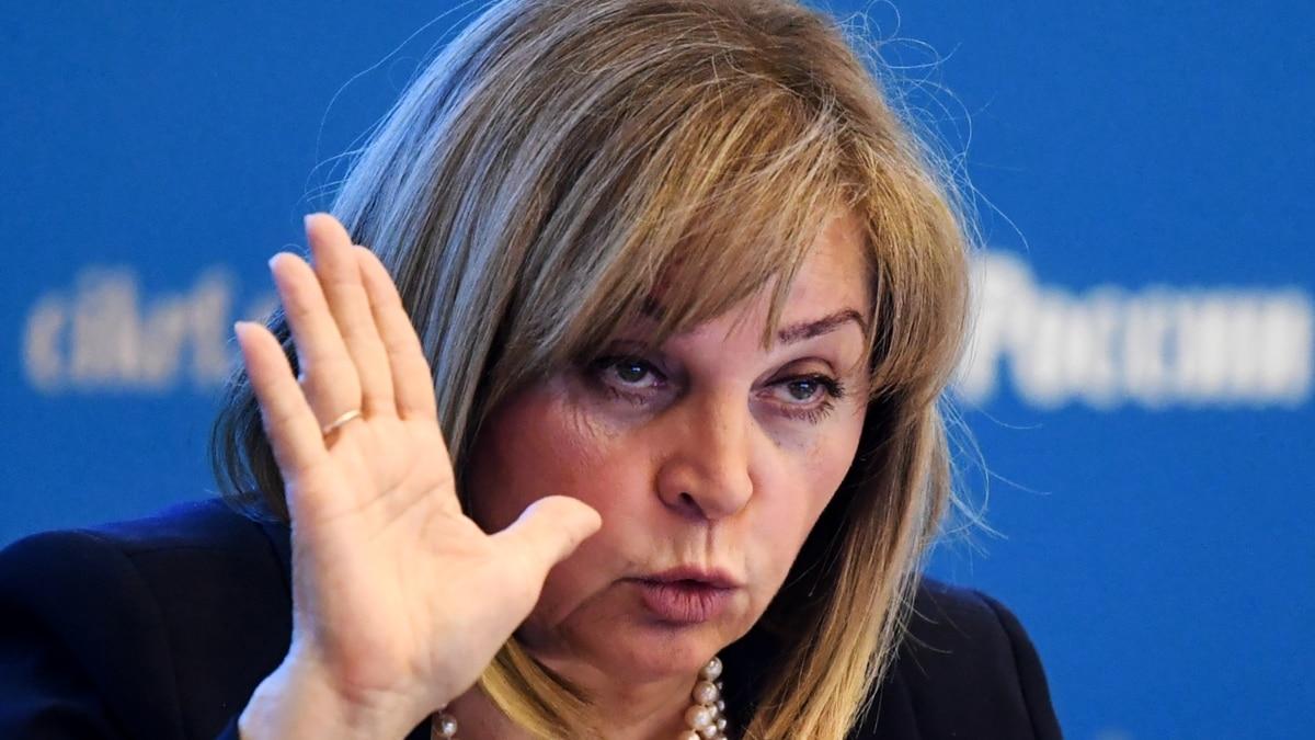 Памфилова указала на правовой беспредел в Петербурге