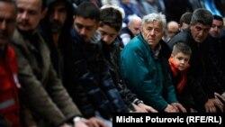 Vjernici u molitvi, Sarajevo, ilustrativna fotografija