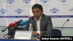 Болсунбек Казаков