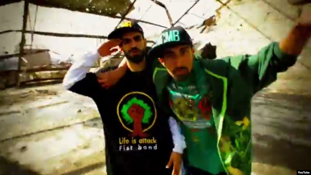 Rappers Shine In Afghanistan's First-Ever Election Anthems