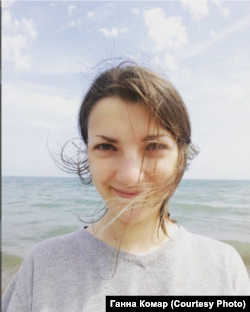 Ганна Комар